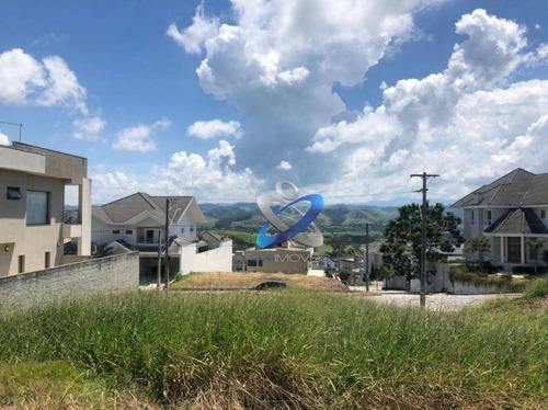 Terreno Na Melhor Localização Do Condominio Jaguary - São Jose Dos Campos - Sp - Te0489