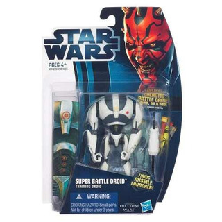 Star Wars 2012 Clone Wars Figura De Acción Cw No 16 Super!