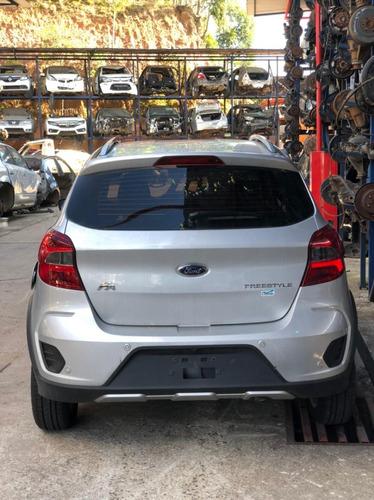 Sucata Ford Ka 1.5 2020/2021 136cvs Flex
