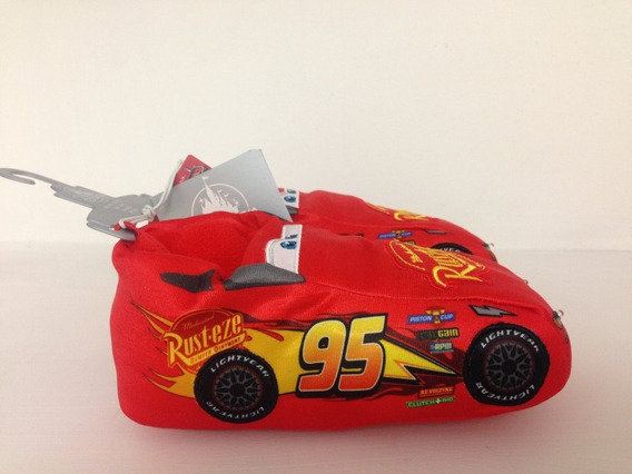 Cars Disney Store En Pantuflas Bellismas $690.00