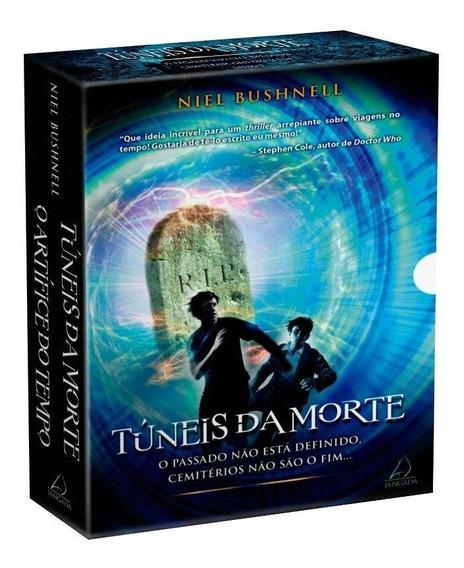 Box - Túneis Da Morte - 2 Volumes