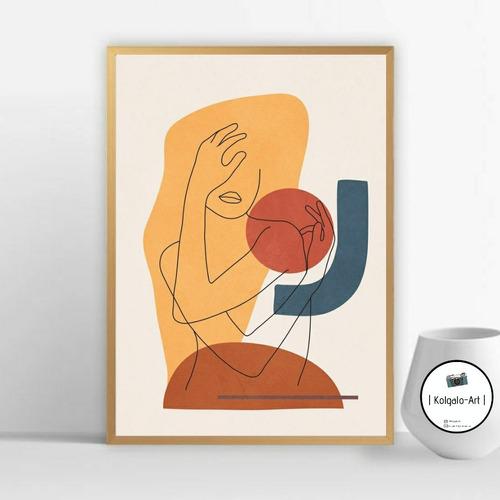 Cuadros Decorativos 50x70 Diseño A Elección