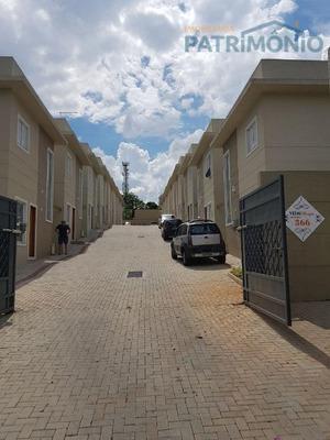 Casa Com 2 Dormitórios À Venda, 69 M² Por R$ 280.000 - Vale Das Flores - Atibaia/sp - Ca0500