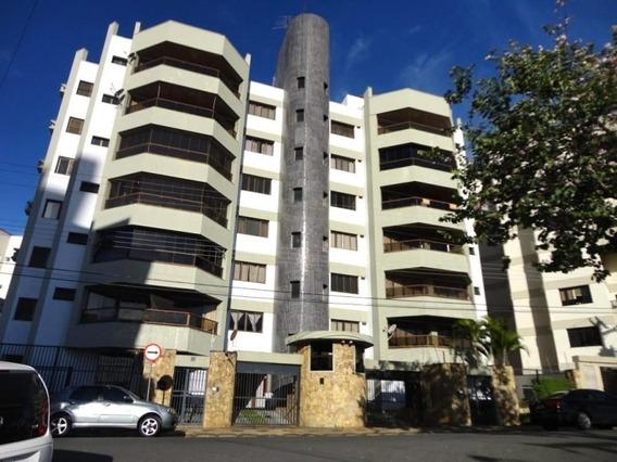 Amplo Apartamento 3 Dormitórios Região Central Valinhos - Ap0633 - 31964576
