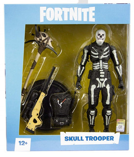 Mcfarlane Toys - Fortnite - Skull Trooper - 18cm - Nuevo!!