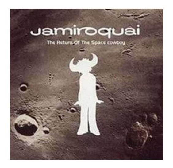 Jamiroquai The Return Of The Space Cowboy Cd Nuevo