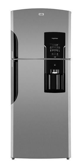 Refrigerador Automático 400 L Inoxidable Mabe - Rms400ibmrx0