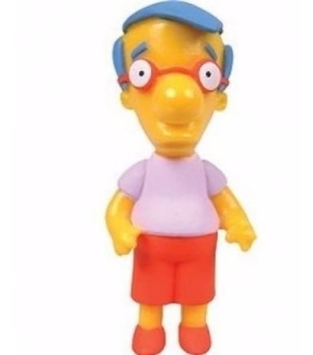 Milhouse Van Houten - Miniatura Simpson! Colecione!