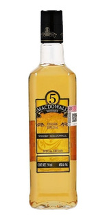 Whisky Macdowall 750 Ml
