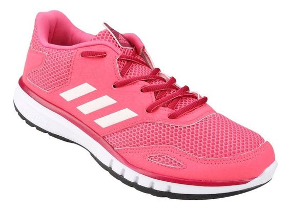 Tênis Caminhada adidas Protostar Feminino - Rosa E Pink 34