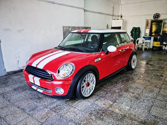 Mini Cooper 2011 1.6 Pepper