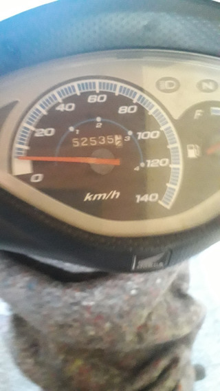 Honda Biz 125 Año 2013