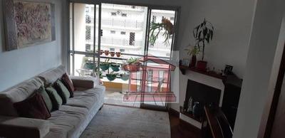 Apartamento 3 Dormitórios 102 M² Por R$ 650.000 - Vila Adyana - São José Dos Campos/sp - Ap1403
