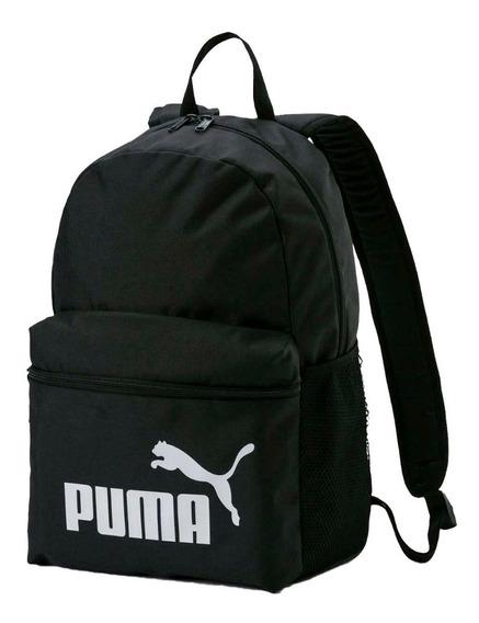 Puma Mochila Unisex Negro