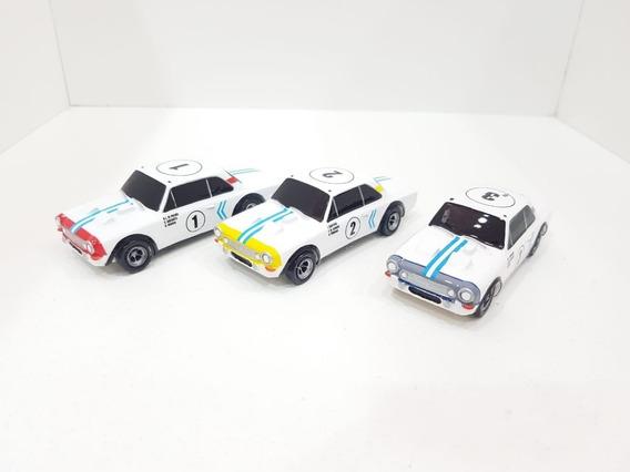 Set X 3 Renault Torinos 84hs Nurburgring 1969 1/43