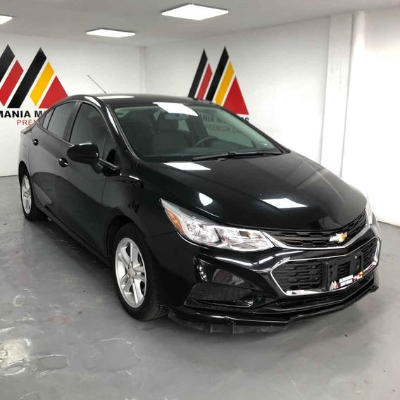 Chevrolet Cruze 4p Lt L4/1.4/t Aut 2018