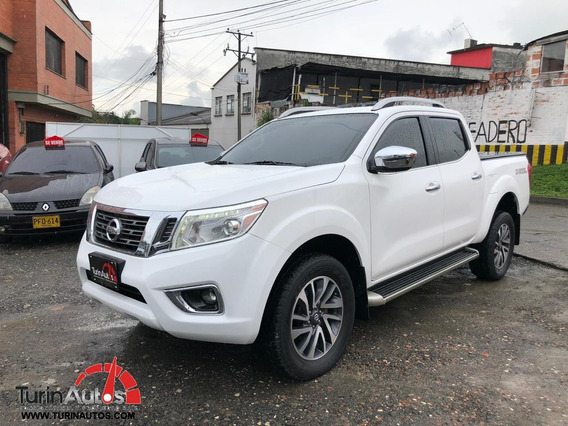 Nissan Frontier Automatica Np300 2500 2016