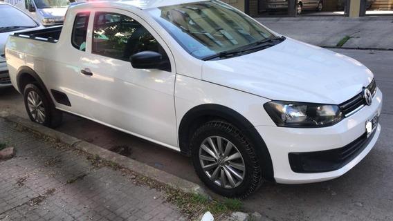 Volkswagen Saveiro Cabina Y Media Impecable Pedyautos