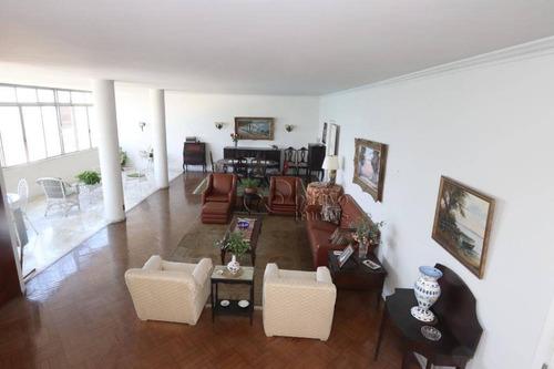 Imagem 1 de 30 de Posto 6, Luxuosa E Exclusiva Cobertura Duplex, Vista Panoramica Do Leme Ao Forte, 420m2,2 Salões, 4 Quartos/suite Dependencias , 3 Vagas Escritura, - Ap8068