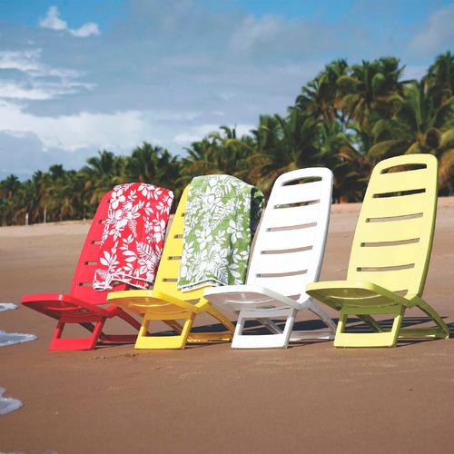 Cadeira Tramontina Guarujá Branco Fawt