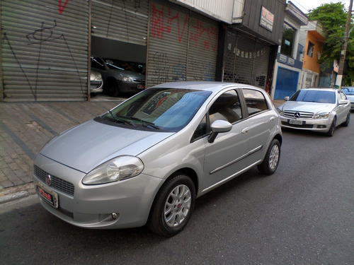 Fiat Punto Hlx 1.8 8v Flex 2009/2009