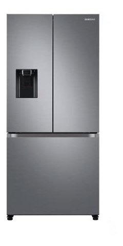 Geladeira/refrigerador 470 Litros 3 Portas Inox Twin Cooling Plus - Samsung - 110v - Rf49a5202s9/az