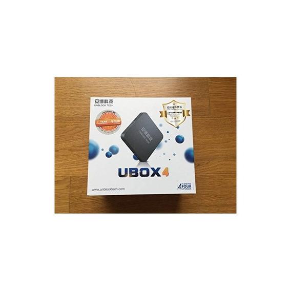 Chihong 2017 Lates Ubox4 C800 Tv Box 8gb Ubox Tv Streaming M