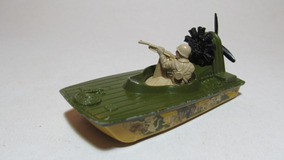 Matchbox Lesney Swamp Rat No. 30 Militar - 1978 - 1/64