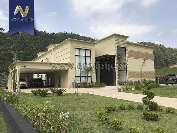 Casa Com 5 Dormitórios À Venda, 1200 M² Por R$ 14.000.000 - Tamboré 1 (alphaville) - Barueri/sp - Ca0005