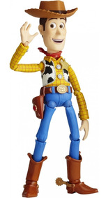 Revoltech Woody Toy Story Disney