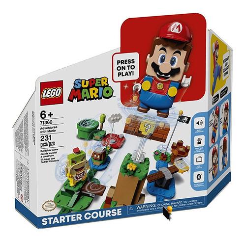 Lego Super Mario Bros Adventures Starter Course 71360