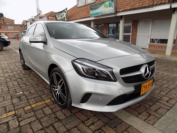 Mercedes Benz Clase A 1.6cc Mt Aa