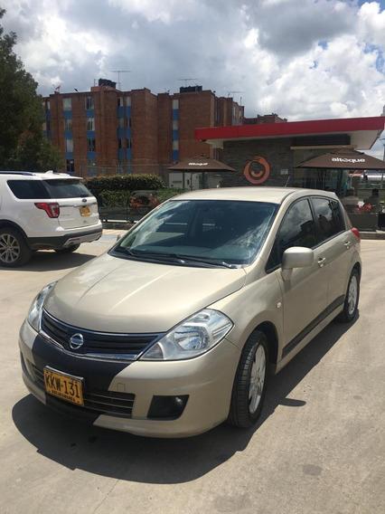Nissan Tiida Hatshback Mt 1.8 Mod. 2012