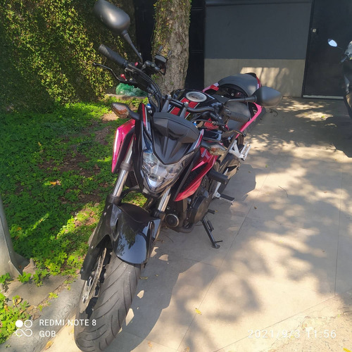 Imagem 1 de 5 de Honda Cb500f Abs
