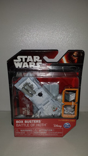 Auto Nave Star Wars Box Busters Battle Hoth Disney