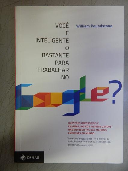 Voce É Inteligente O Bastante Para Trabalhar No Google?