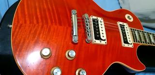 Guitarra Gibson Slash Signature Vermillion