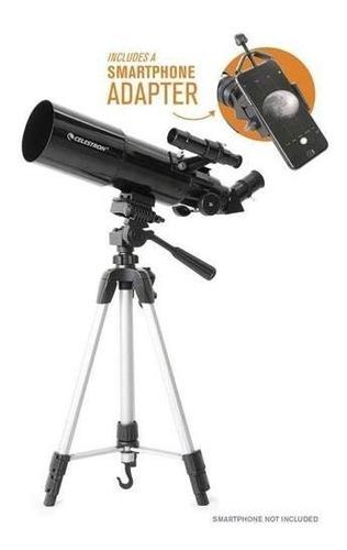 Celestron  Telescopio Portatil Con Reflector De 3150 In F5 A