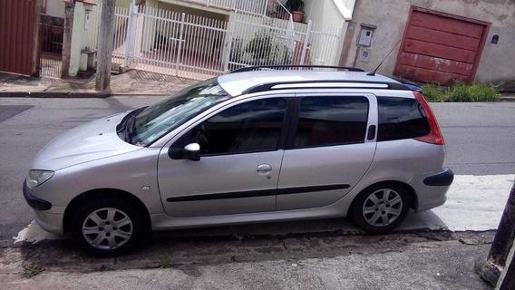 Peugeot Sw 1.4 Flex 2005/2006
