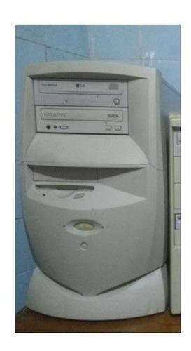 Pc Cpu Antiga Pentium Iii (pentium 3) 1ghz P/ Colecionadores