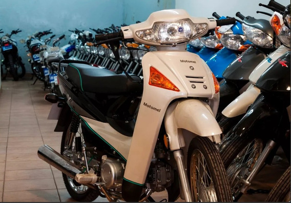 Motomel Dlx 110 Moto 110 0km 2020 12 Y 18 Cuotas Con Tarjeta