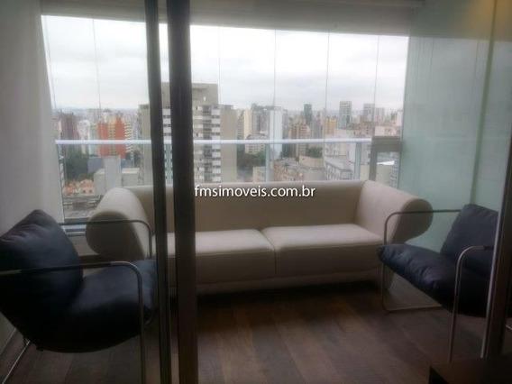 Kitchenette Para Para Alugar Com 1 Quarto 1 Sala 35 M2 No Bairro Bela Vista, São Paulo - Sp - Ap297315mk