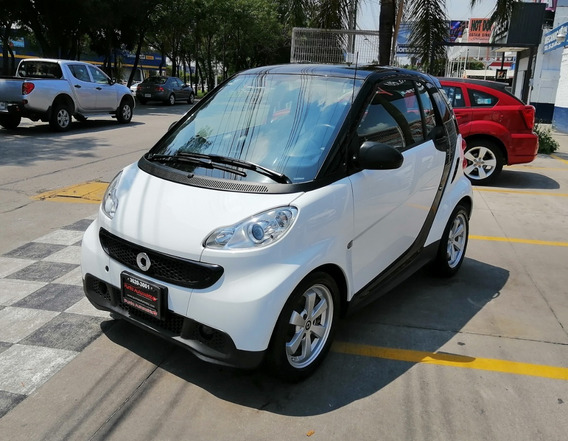 Smart Fortwo Coupé Y Black And White 2015 Blanco