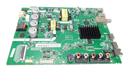 Placa Hitachi/tcl/rca 40-n63ep2-mab2hg