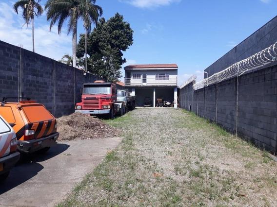Terreno Comercial Para Locação, Jardim Bom Clima, Guarulhos - Te0255. - Te0255