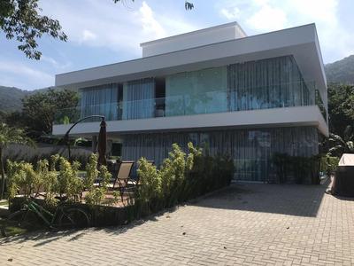Casa Alto Padrão 5-suítes 575m - Maresias - Canto Do Moreira