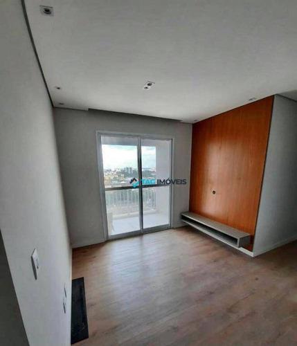Apartamento Com 2 Dormitórios Para Alugar, 60 M² Por R$ 3.500,00/mês - Ponte Preta - Campinas/sp - Ap2245