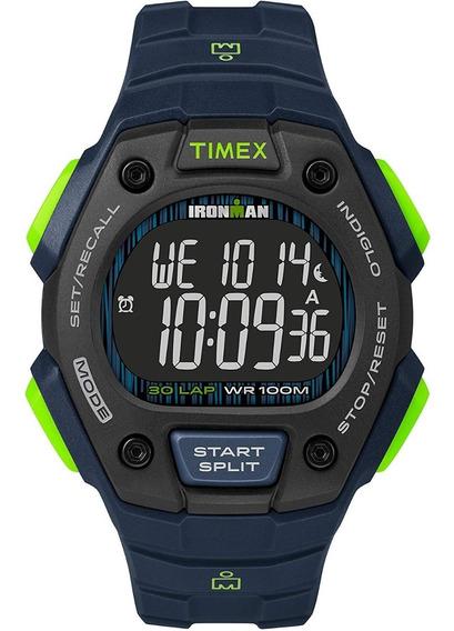 Reloj Timex Tw5m18800 42mm Hombre Resistencia Agua100m