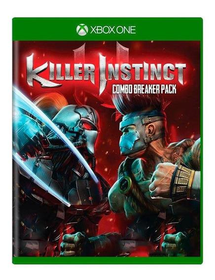 Killer Instinct Xbox One Mídia Física Pronta Entrega