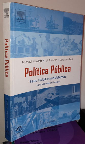 Política Pública - Michael Howlett